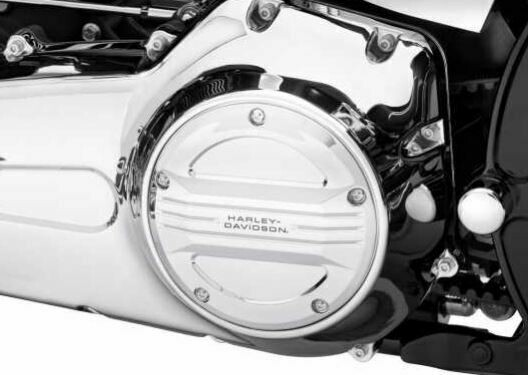 P&A - Airflow Derby Cover Chrome Touring
