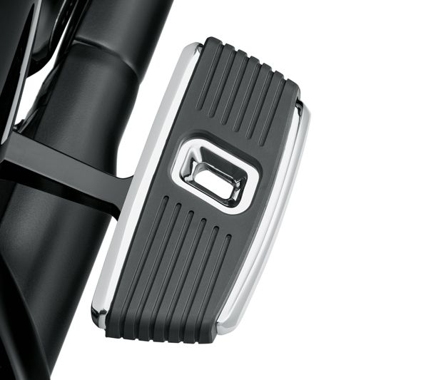 P&A - Kahuna Footboard Kit Passenger Chrome