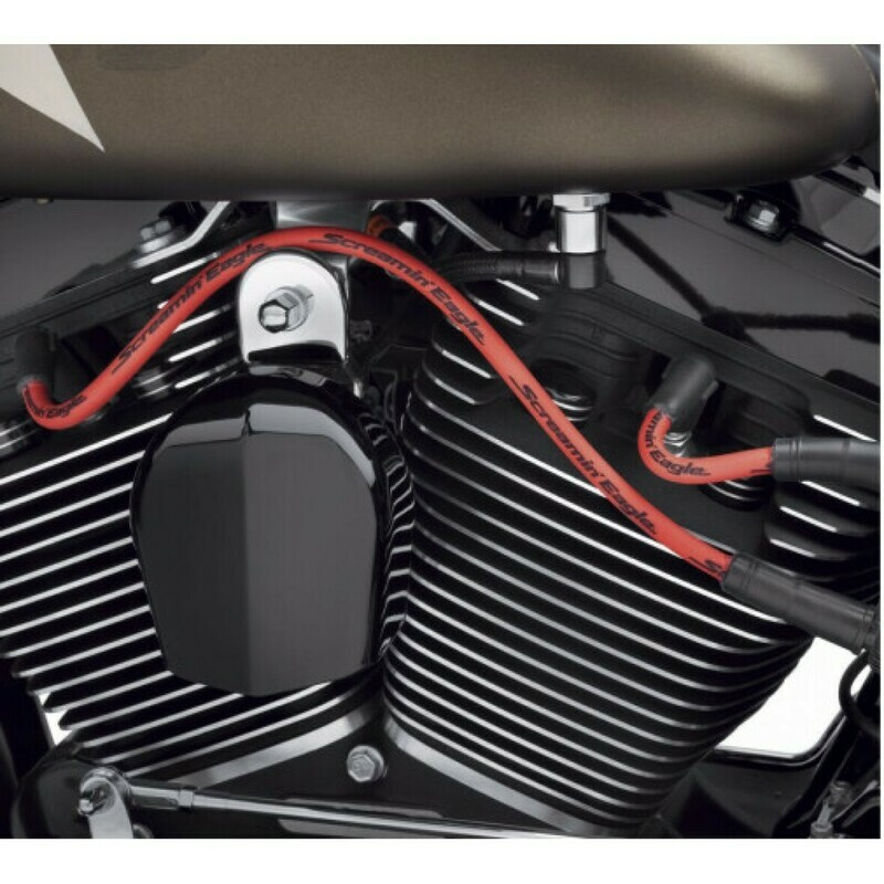 P&A - SE 10 MM PHAT SPARK PLUG WIRES - RED