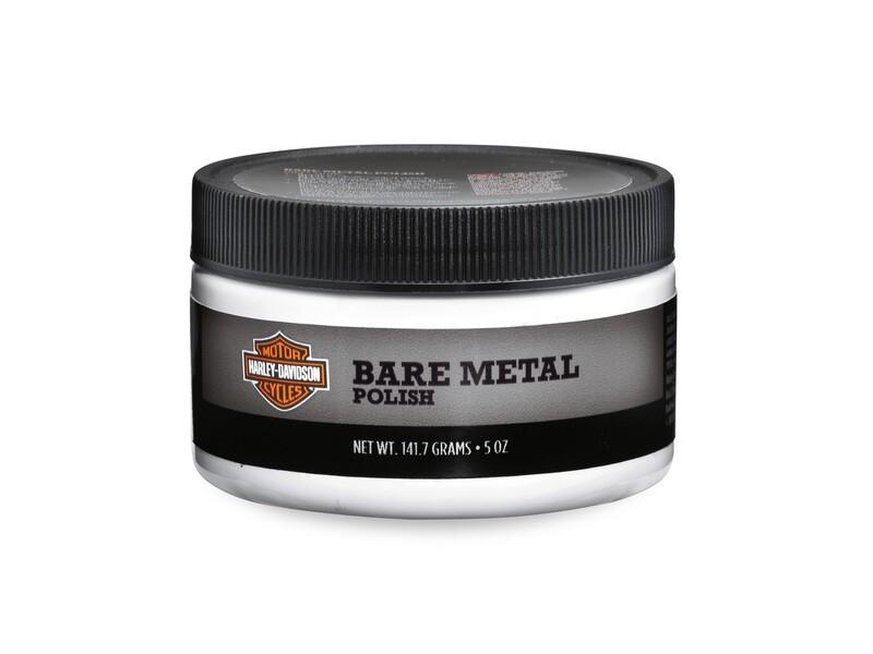 P&A - Bare Metal Polish