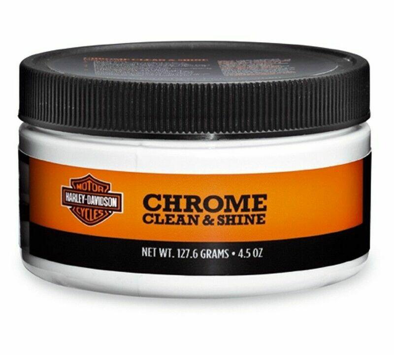 P&A - Chrome Clean & Shine