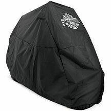 P&A - Super Shield Cover Softail, Dyna