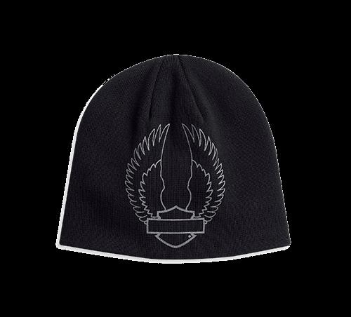 Knit Hat Wingeld Logo