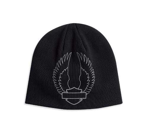 Knit Hat Wingeld Logo