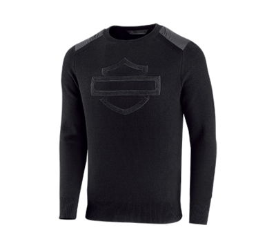 Sweater Men Wool-Blend SLIM FIT