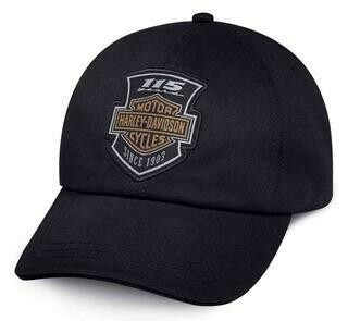 Cap Men Baseball with 115th Anniversary graphics - ONE SIZE