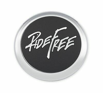 P&A - Ride Free Fuel Cap Medallion