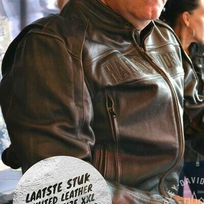 Jacket Men Leather Roadway Brown