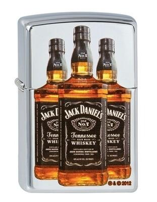 ZIPPO Jack Daniel's® 3 Bottles