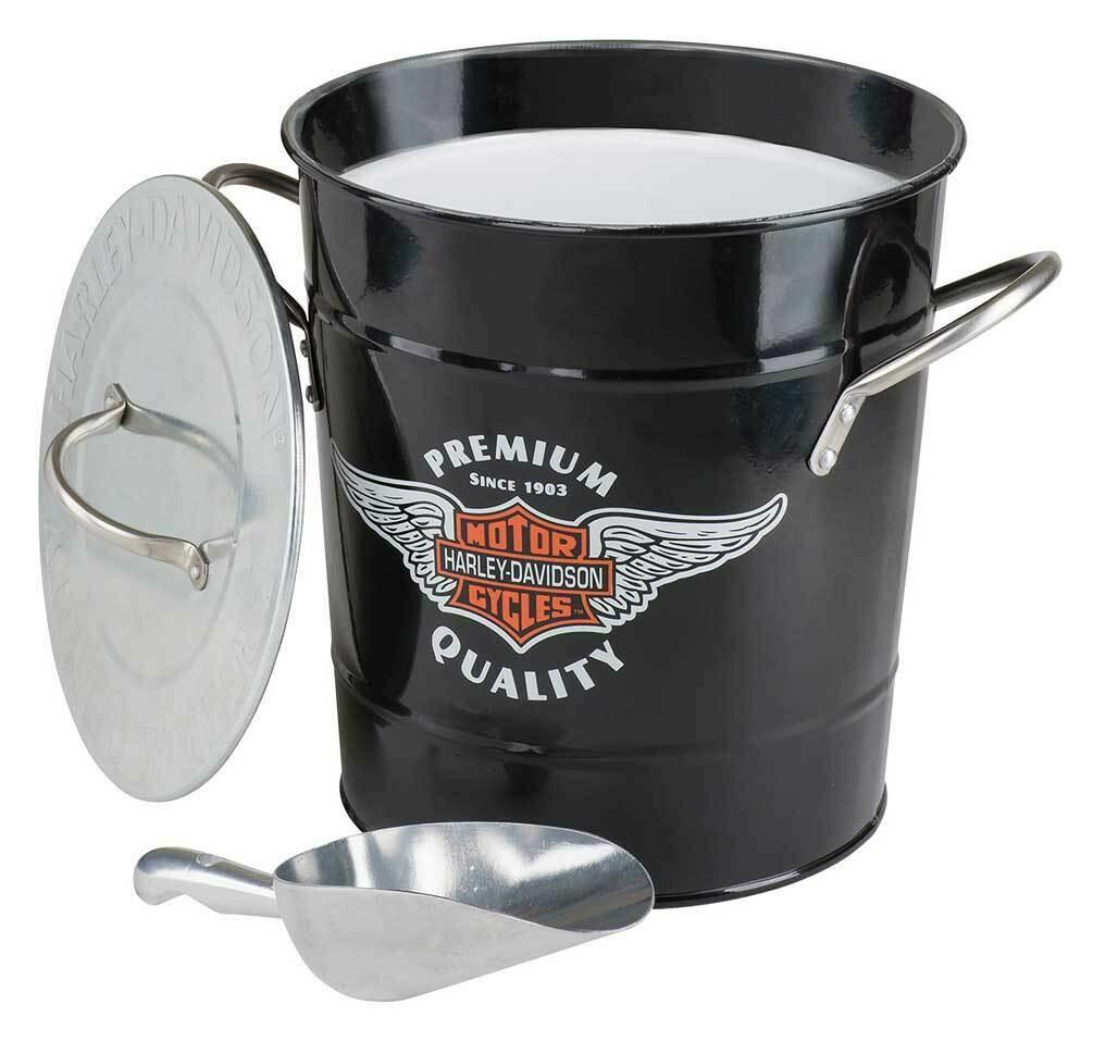 Harley-Davidson® Winged Bar & Shield Ice Bucket