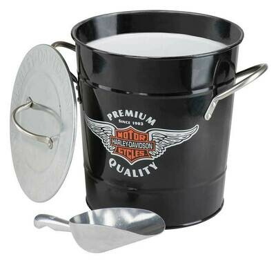 Harley-Davidson® Winged Bar & Shield Ice Bucket
