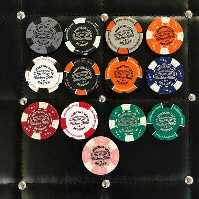 Harley-Davidson® Dealer Poker Chip