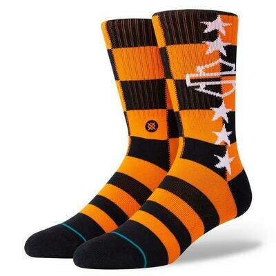 STANCE Socks Harley-Davidson Checkered Orange