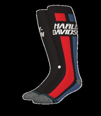 STANCE Socks Harley-Davidson Vertical Red / Black