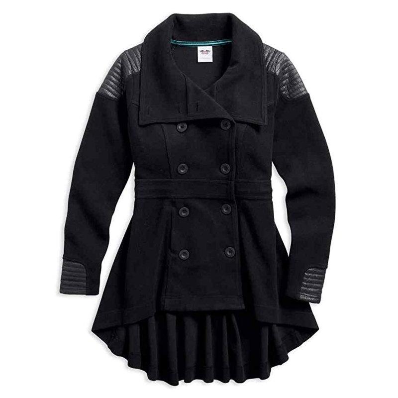Jacket Women Peacoat Activewear Casual