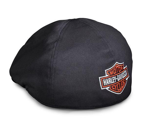 Bar & Shield Logo Cloth Ivy Cap Men