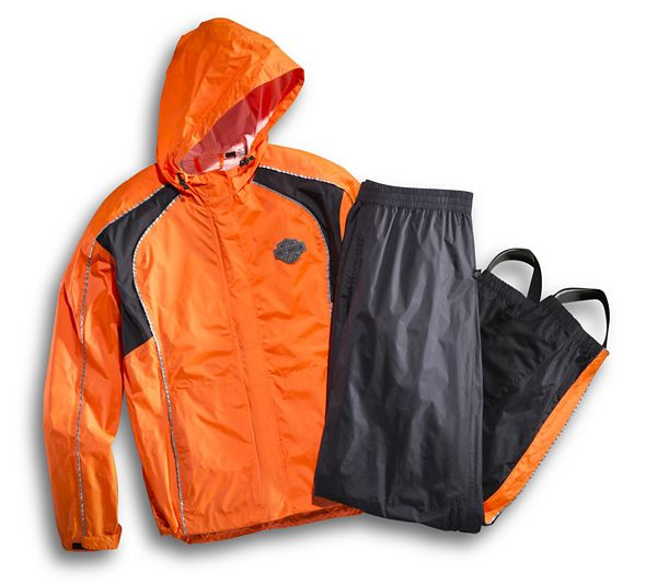 Rain Suit Women High Visibility