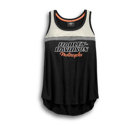 Tank Top Women H-D Racing