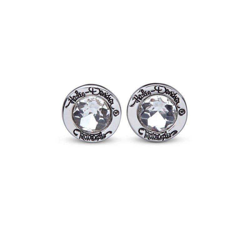 Earrings Women Rhinestone Stud
