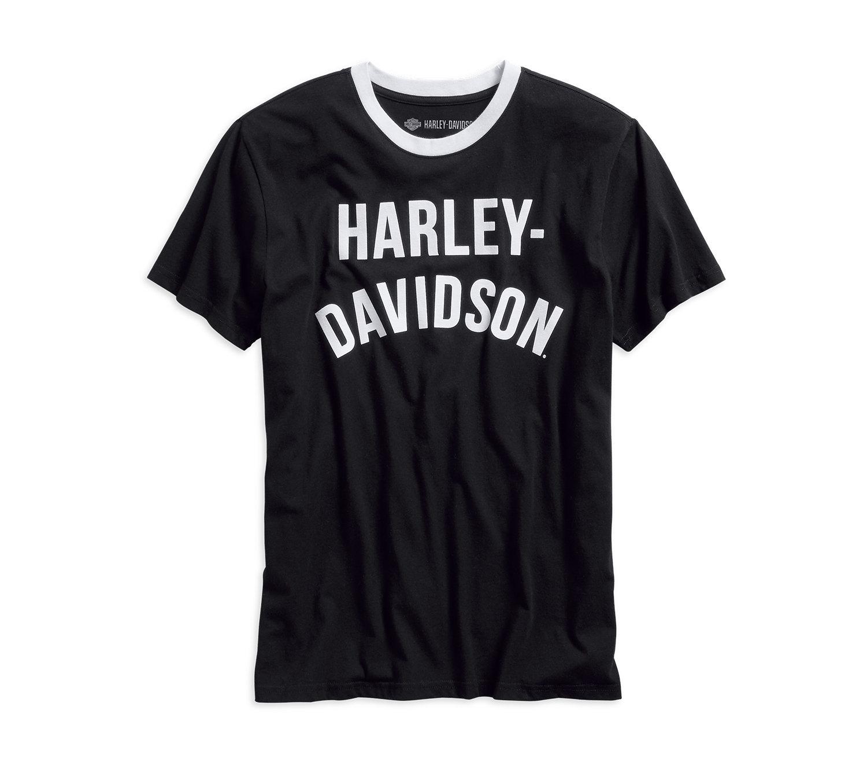 H-D Ringer T-Shirt Men