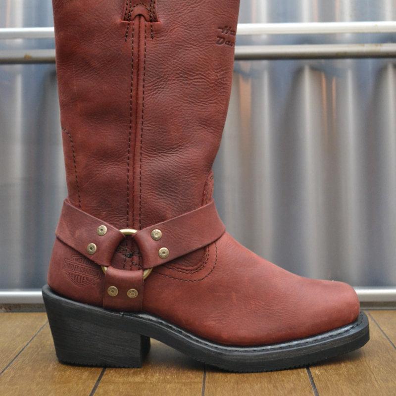 Boots Women Hustin Cajun Leather
