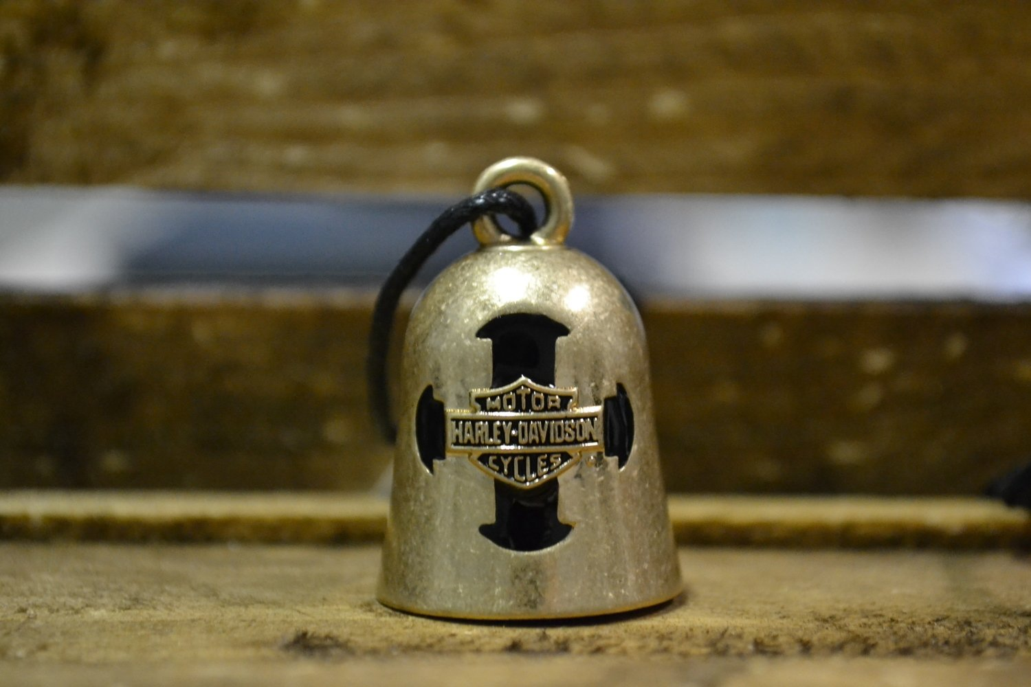 Harley-Davidson® Ride Bell Cross with B&S