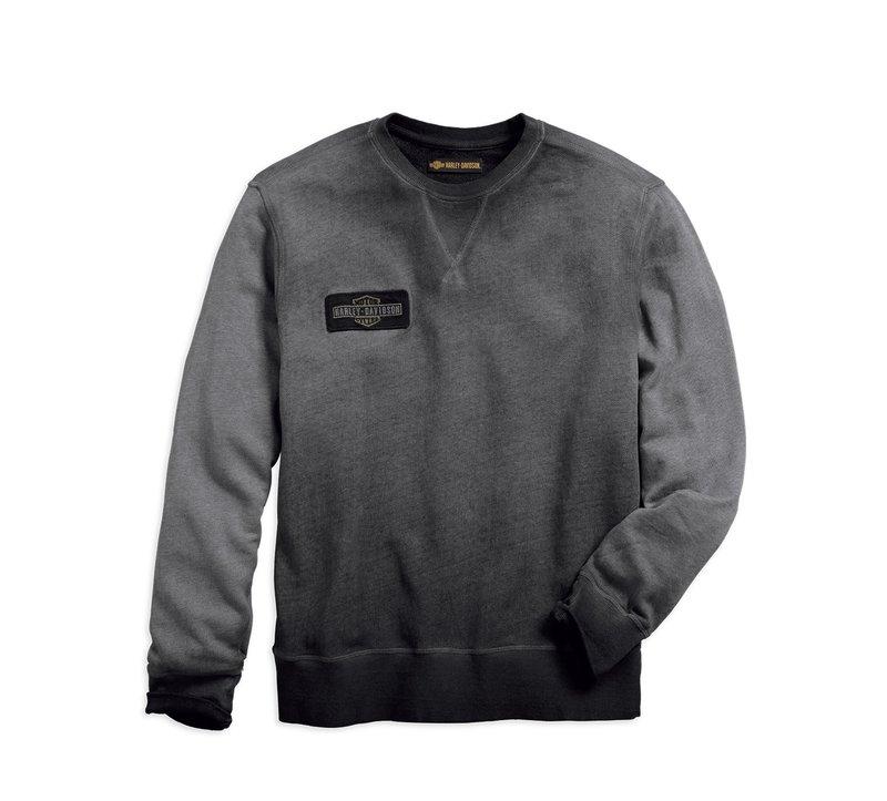 Sweatshirt Men 1903 Crew Neck Pullover Slim Fit