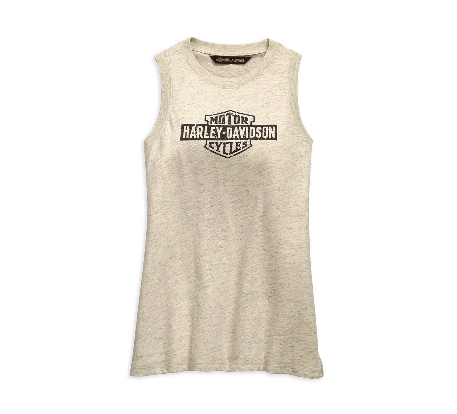1903 Distressed Logo Tank Top Women