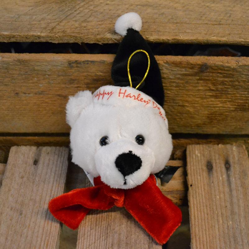Christmas Tree Decoration: Bear Holiday Rider Small