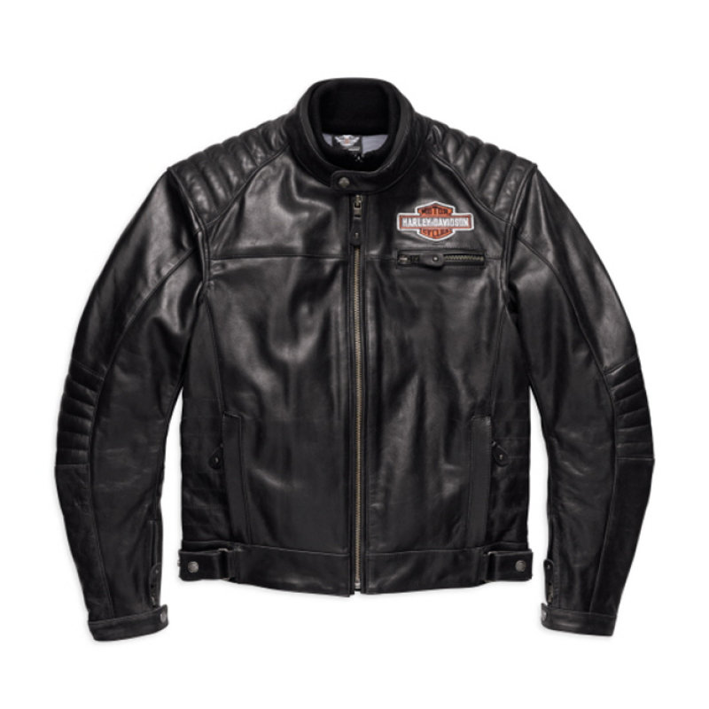 Jacket Men CE-approved Riding Leather Legend