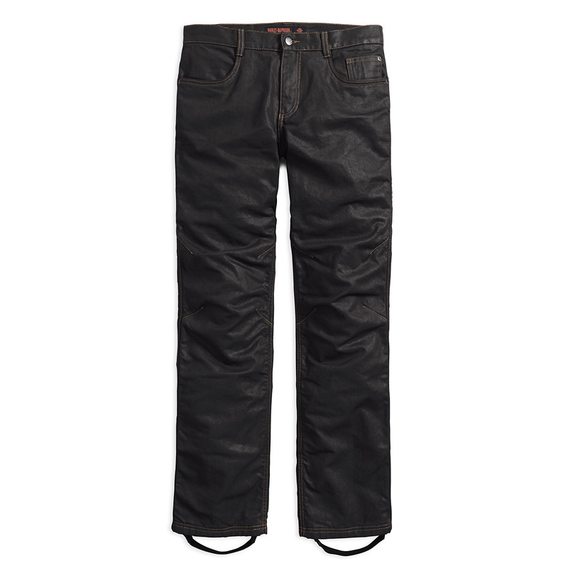 Jeans Men CE-approved Riding Denim Waxed Performance