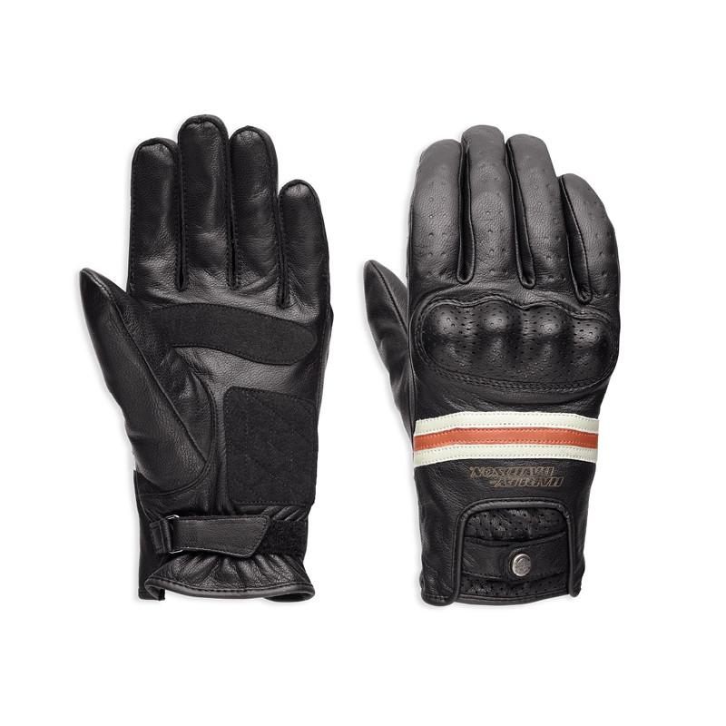 Reaver Leather Gloves Men