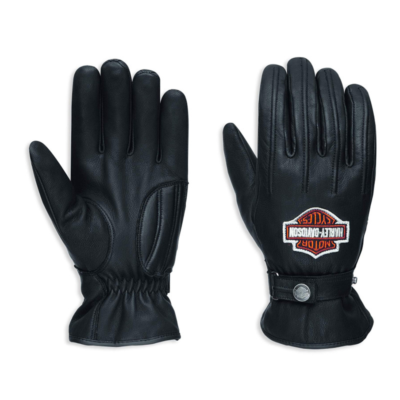 Enthusiast Leather Gloves Men