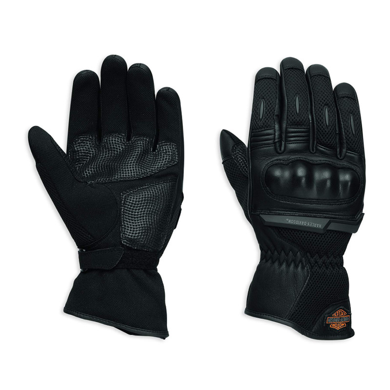 Gloves Men Bar & Shield™ Logo Mesh