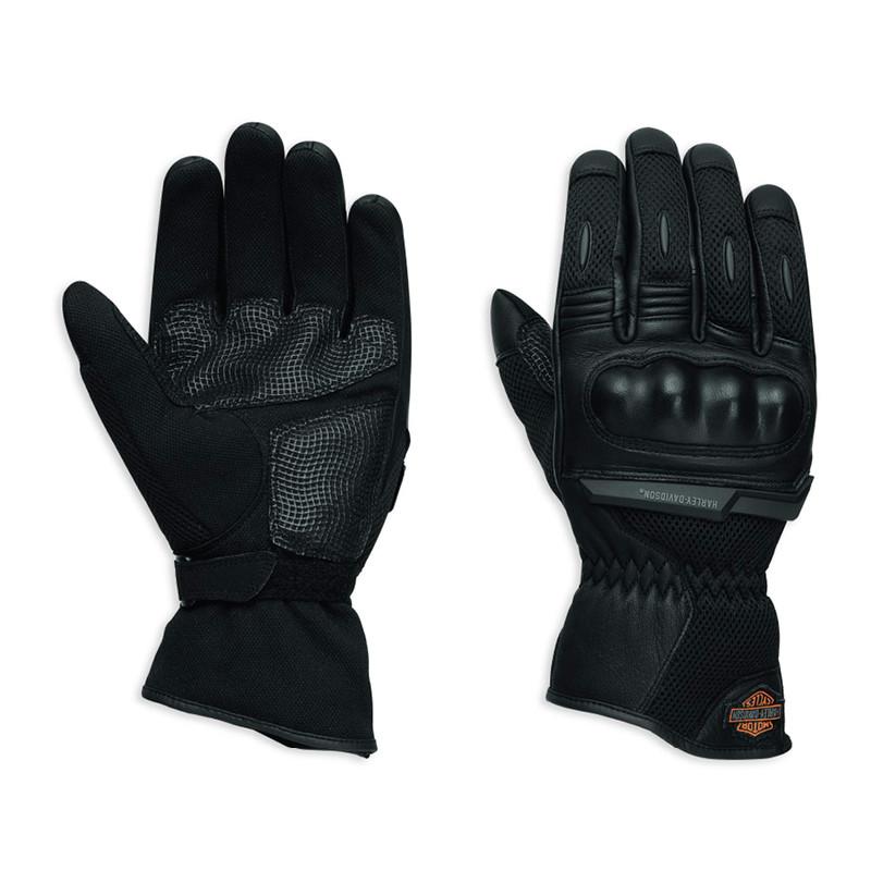 Bar & Shield™ Logo Mesh Gloves Men