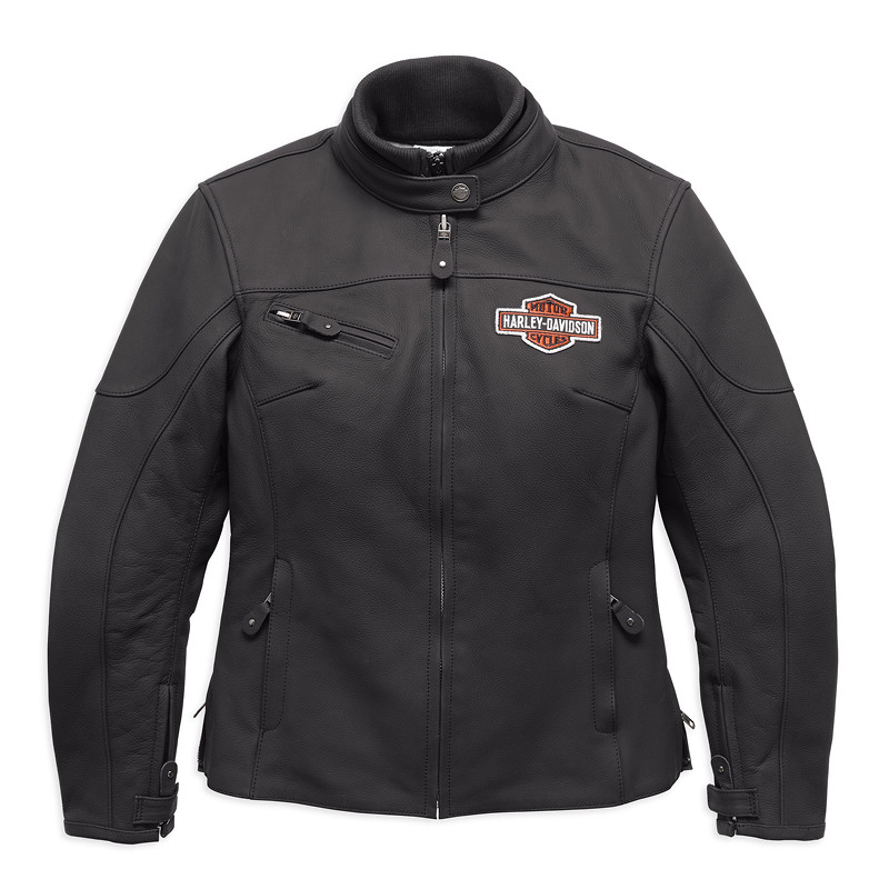 Jacket Women CE-approved Riding Leather Legend