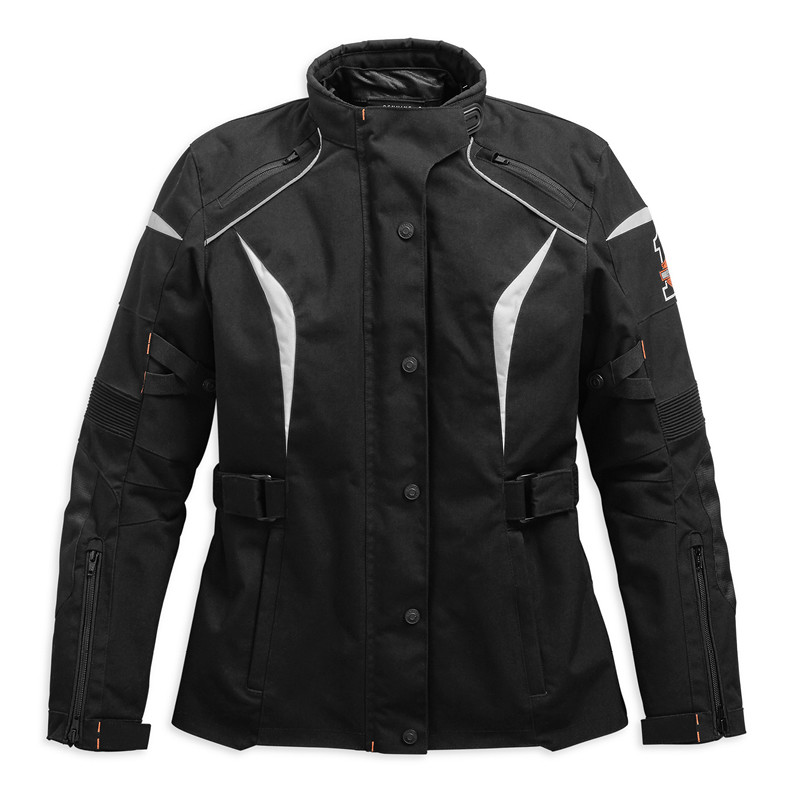 Jacket Women CE-approved Riding Textile Ladysmith