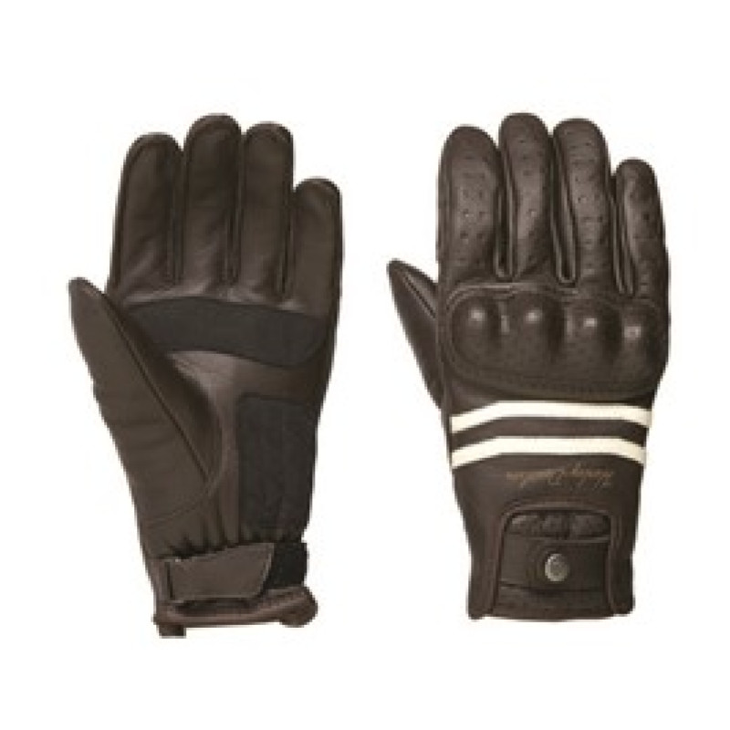 Gloves Women Ringle Full-Finger Leather Riding
