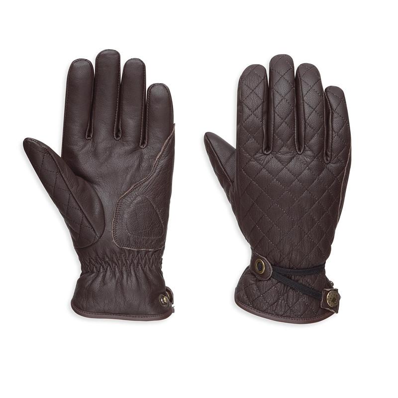 Gloves Women Messenger Leather Riding