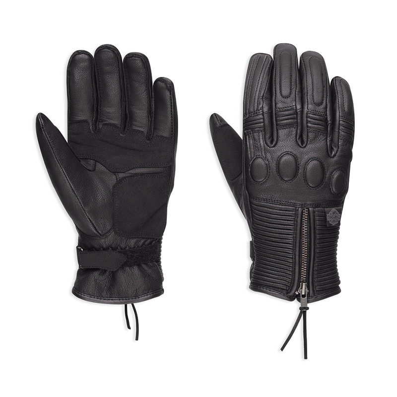 Relay Leather Riding Gloves Women