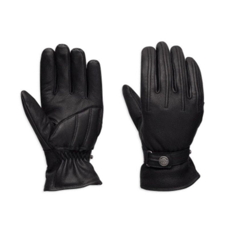 Bliss Leather Riding Gloves Women