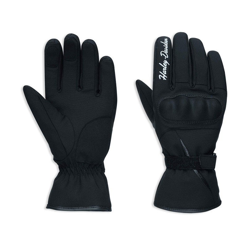 Legend Soft Shell Riding Gloves Women