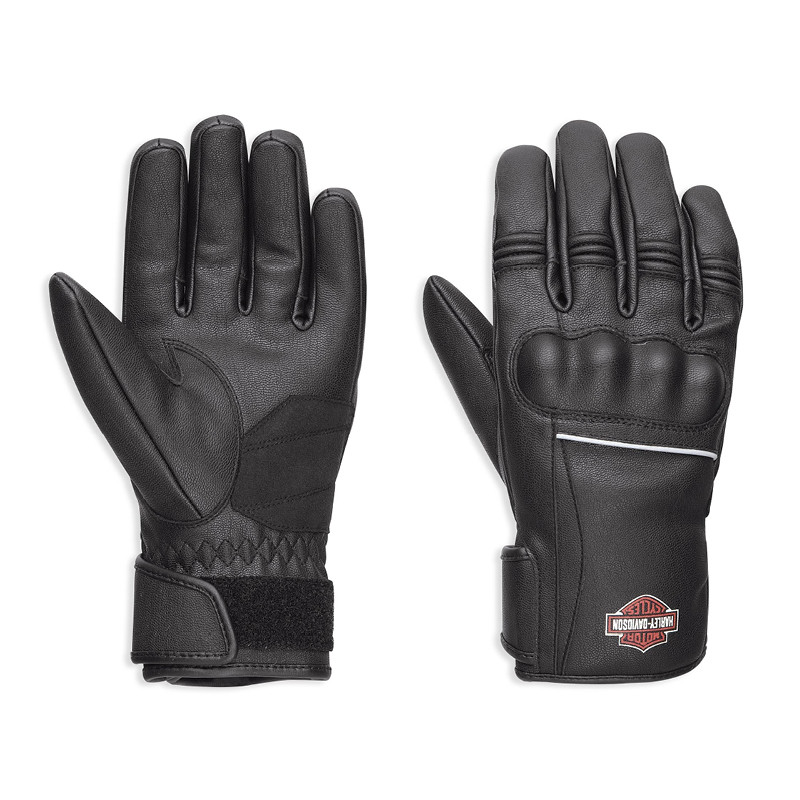 Classic Leather Riding Gloves Women