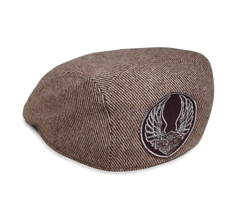 Washed Ivy Cap Men