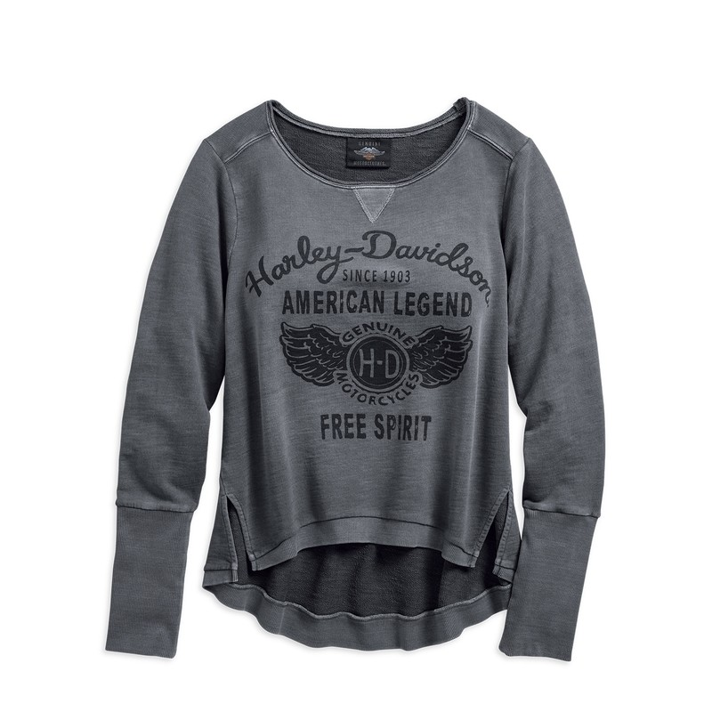 Sweatshirt Women American Legend Pullover