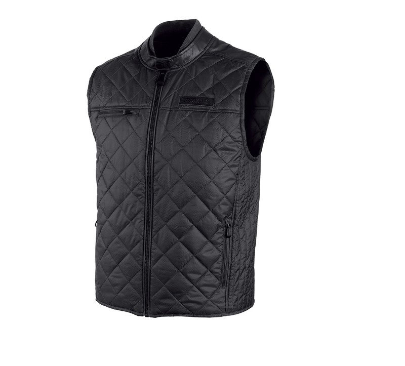 Vest Men H-D® Moto Cordura® Ripstop Slim Fit