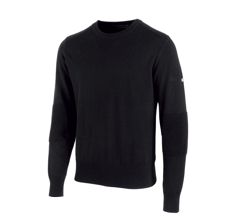 Pullover Men H-D® Moto Wool Blend Slim Fit