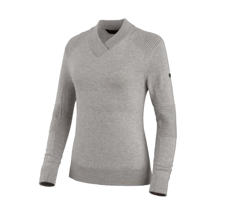 H-D® Moto Wool Blend V-Neck Sweater Women