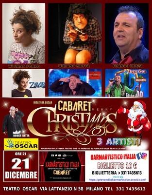 Cabaret KARMARTISTICO ITALIA 2019 /2020