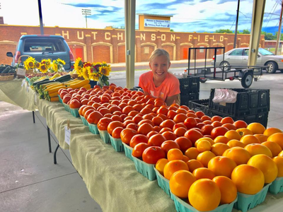 Pittsburg Farmers Market (Pick up Location)